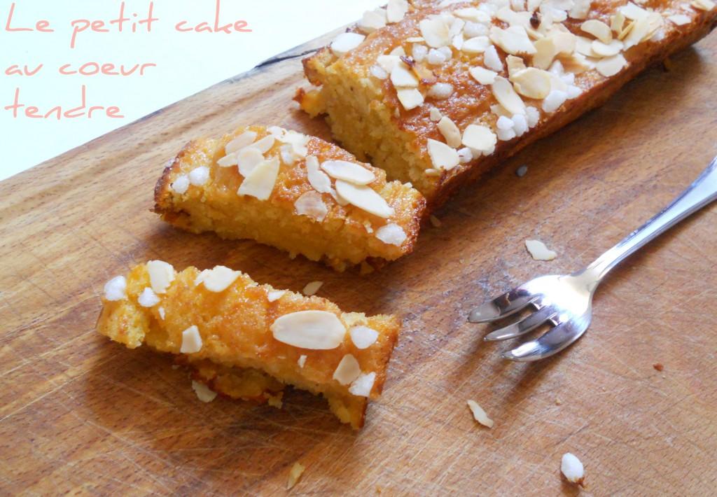 Cake Vanille-Melon