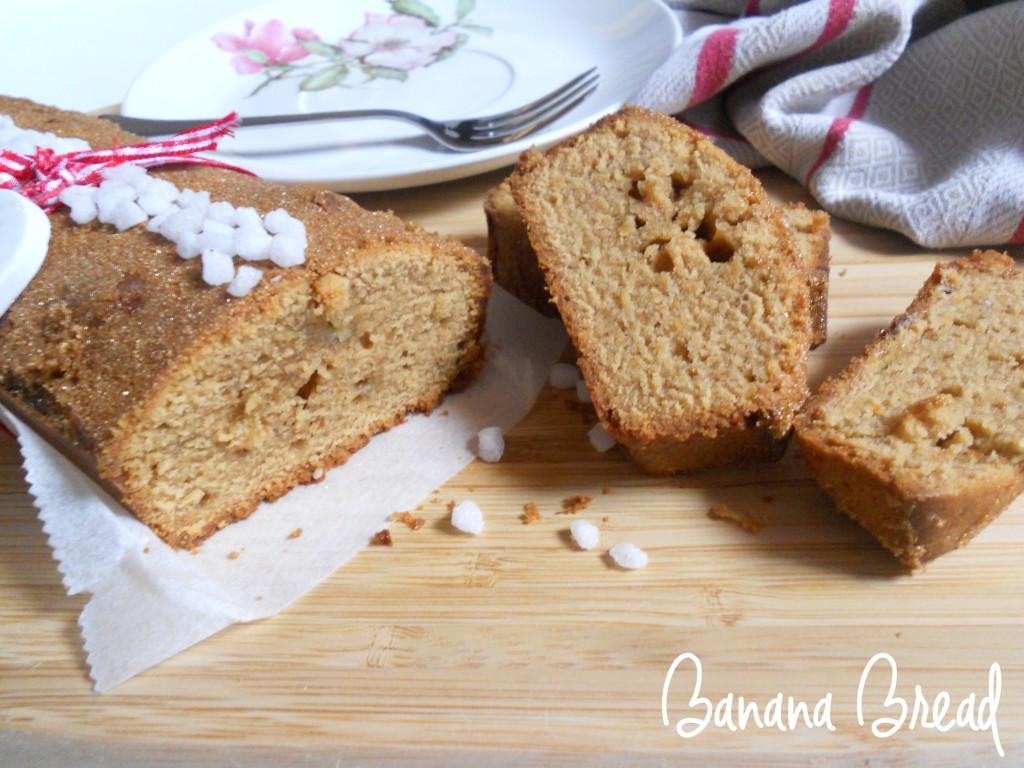 Homemade BananaBread