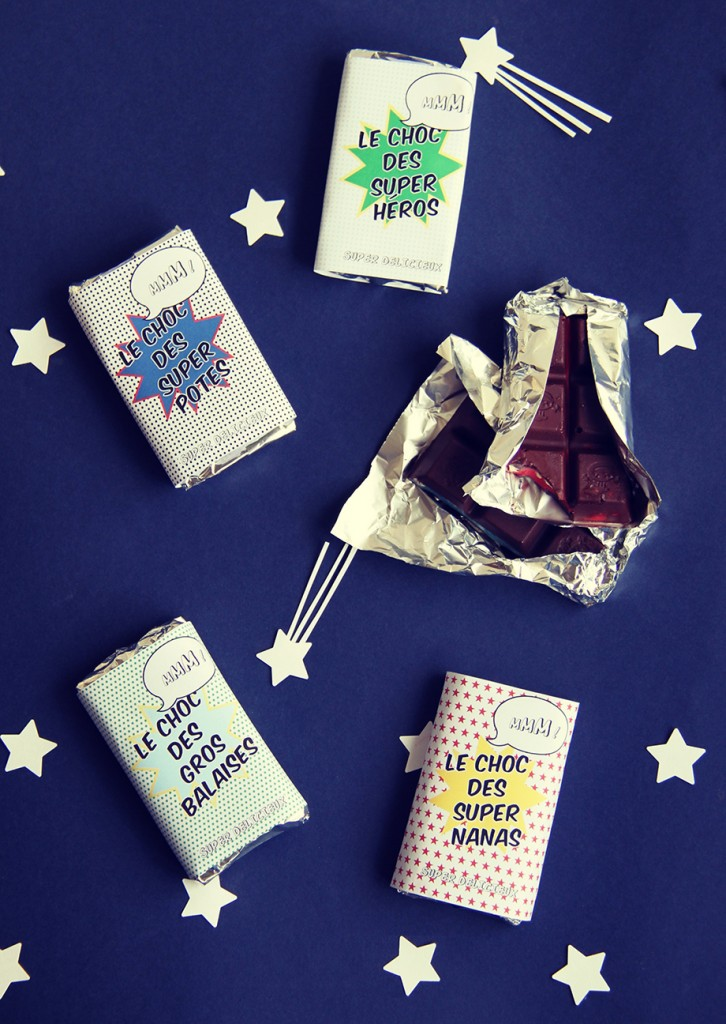 BubbleMag Wonder choc