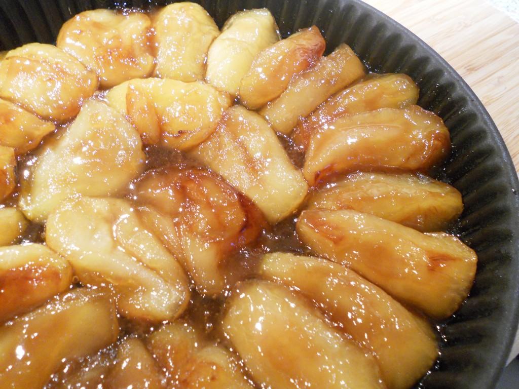 Pommes Tatin