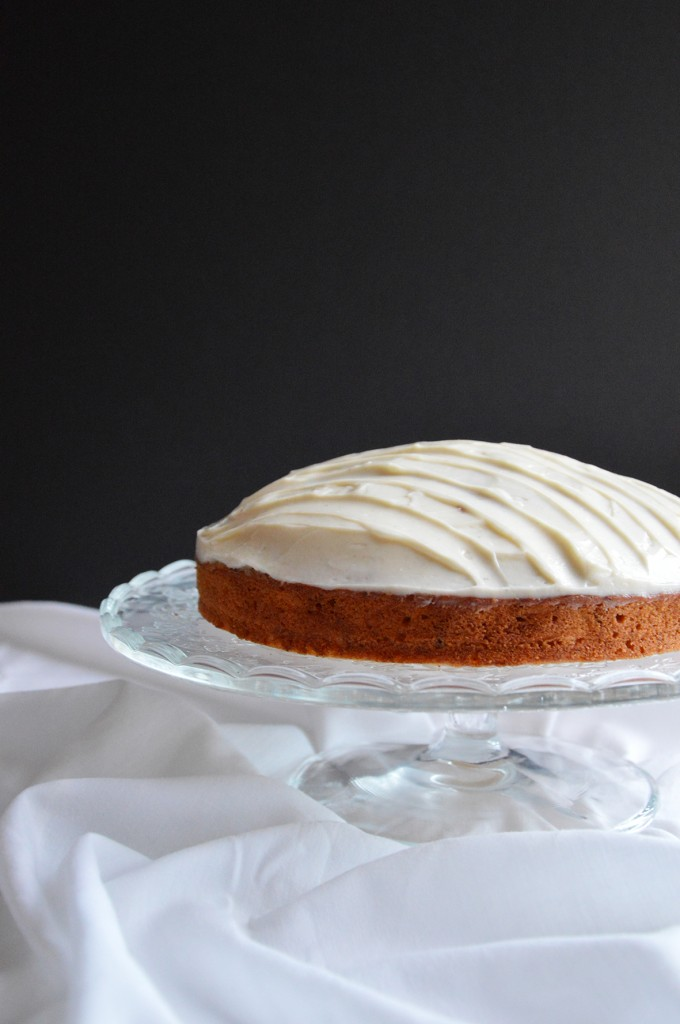 Mon Carrot Cake