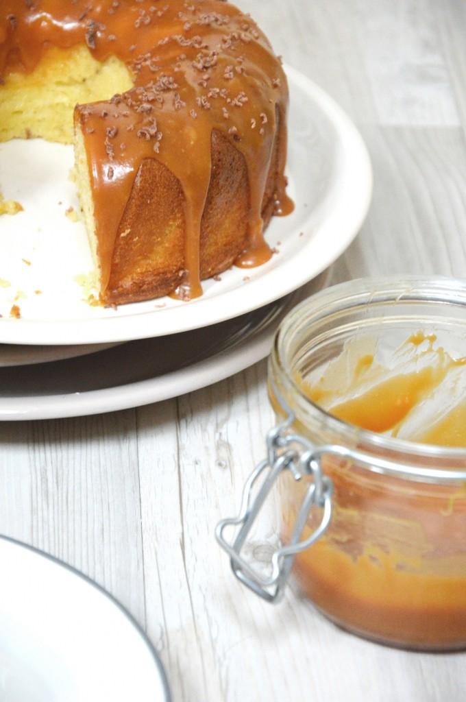 Bundt cake by Plus une miette dans l'assiette