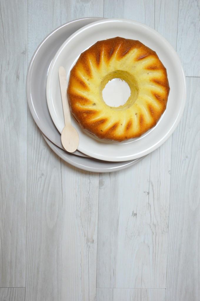 Bundt cake - Plus une miette dans l'assiette