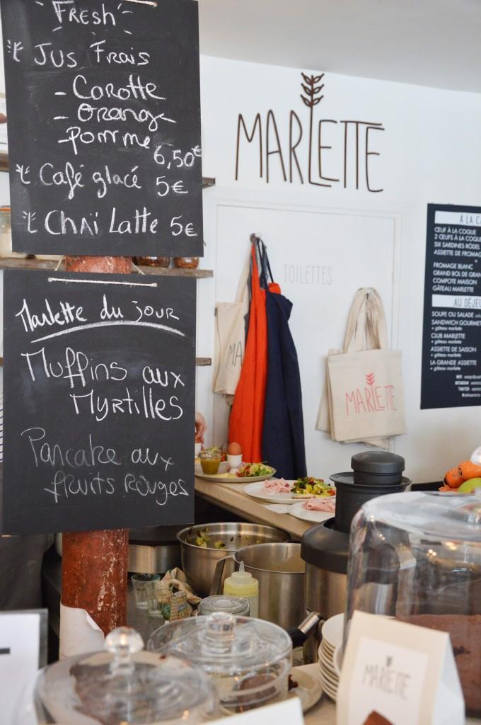 Brunch Café Marlette