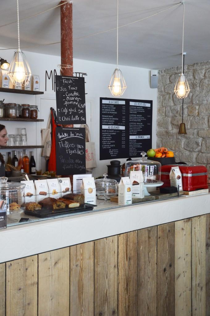 Brunch au Café Marlette