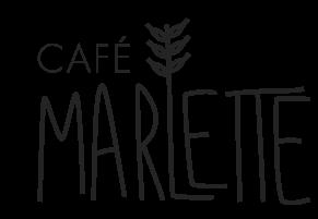 Logo cafe marlette