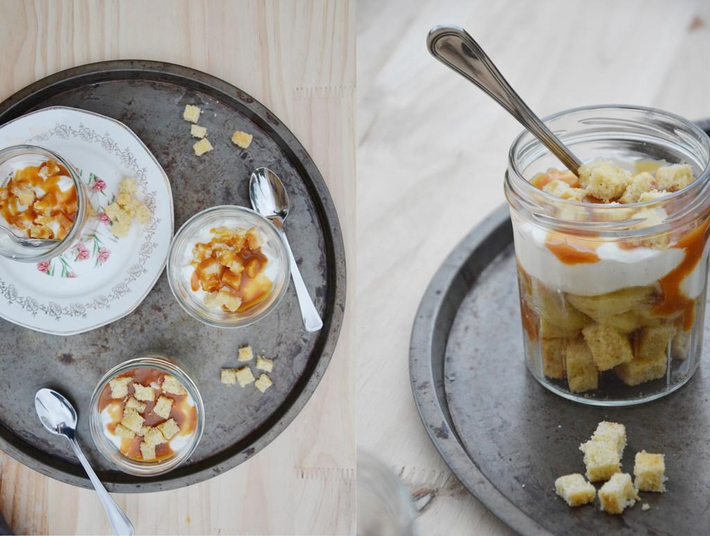 Banoffee jar - Plus une miette dans l'assiette