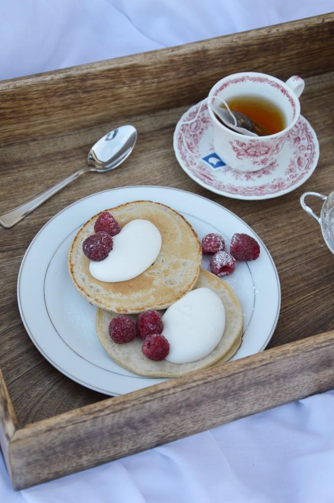 Pancakes  - Plus une miette dans l'assiette