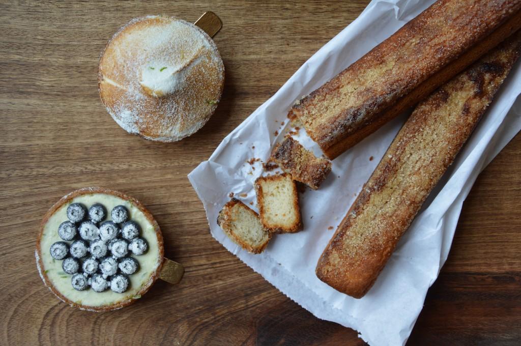 Tartes et pain de sucre Chambelland