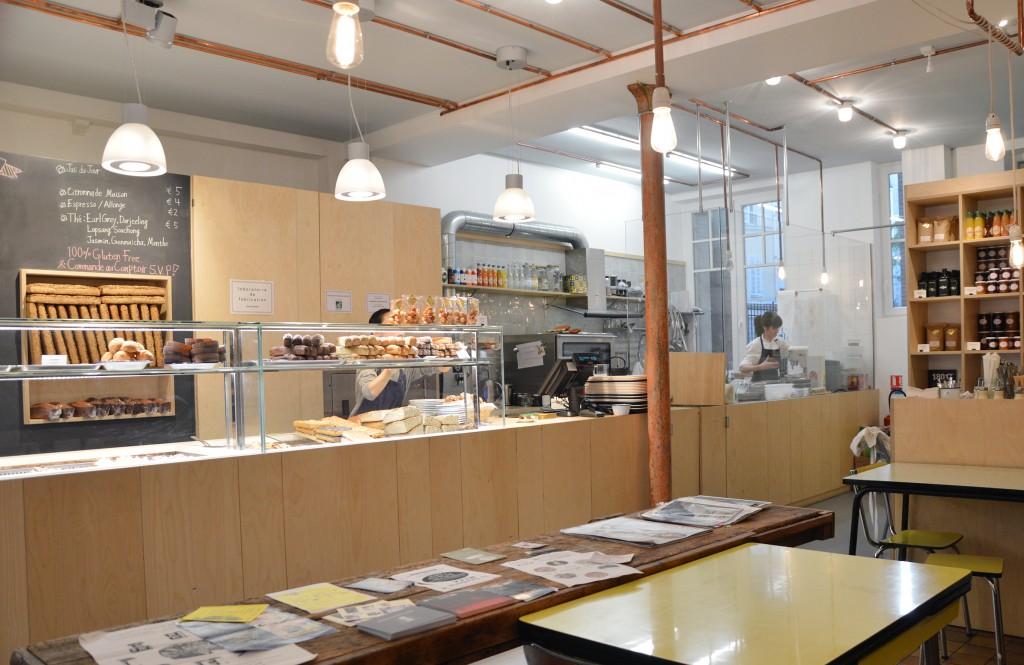 Boulangerie Chambelland intérieur 2