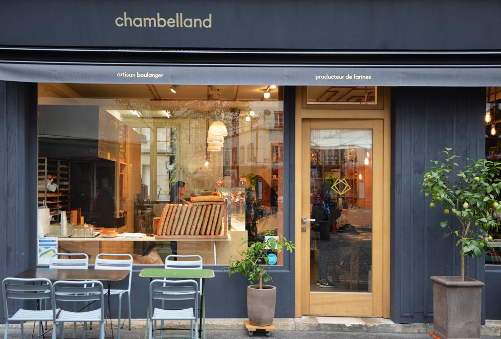 Boulangerie Chambelland