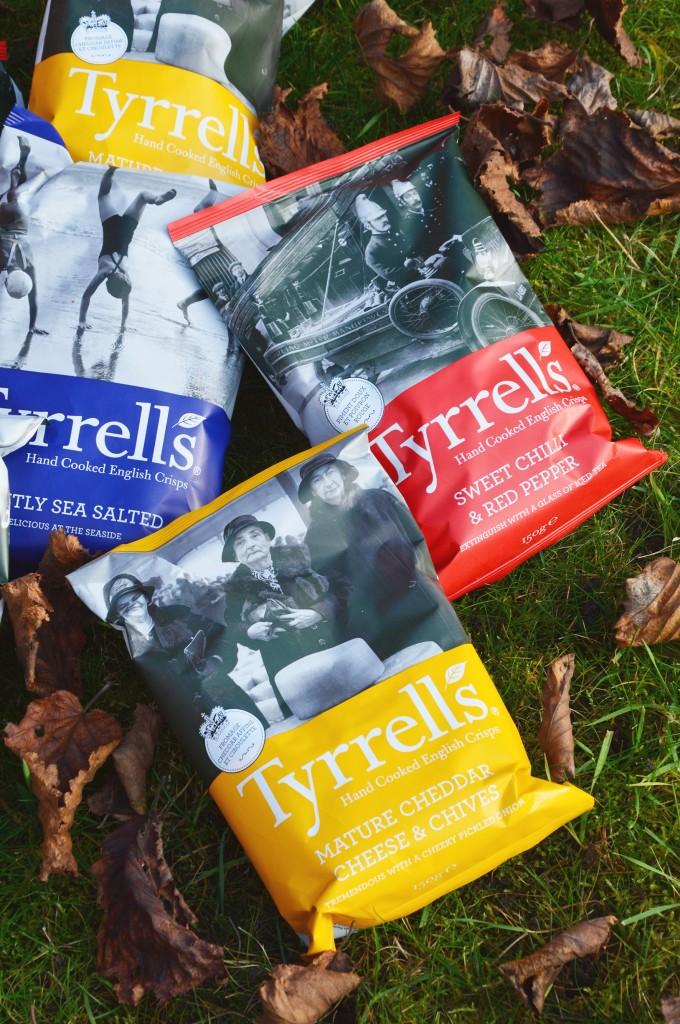 Tyrrells x Plus une miette dans l'assiette