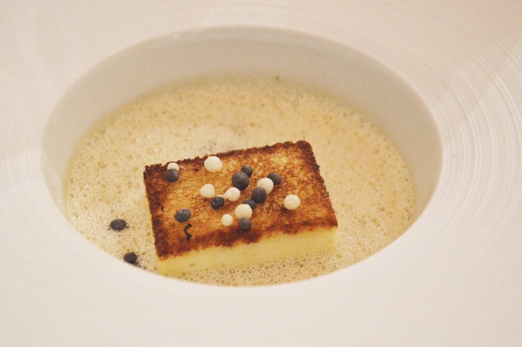 Biscuit de lotte, bisque de brochet - Emmanuel Renaut