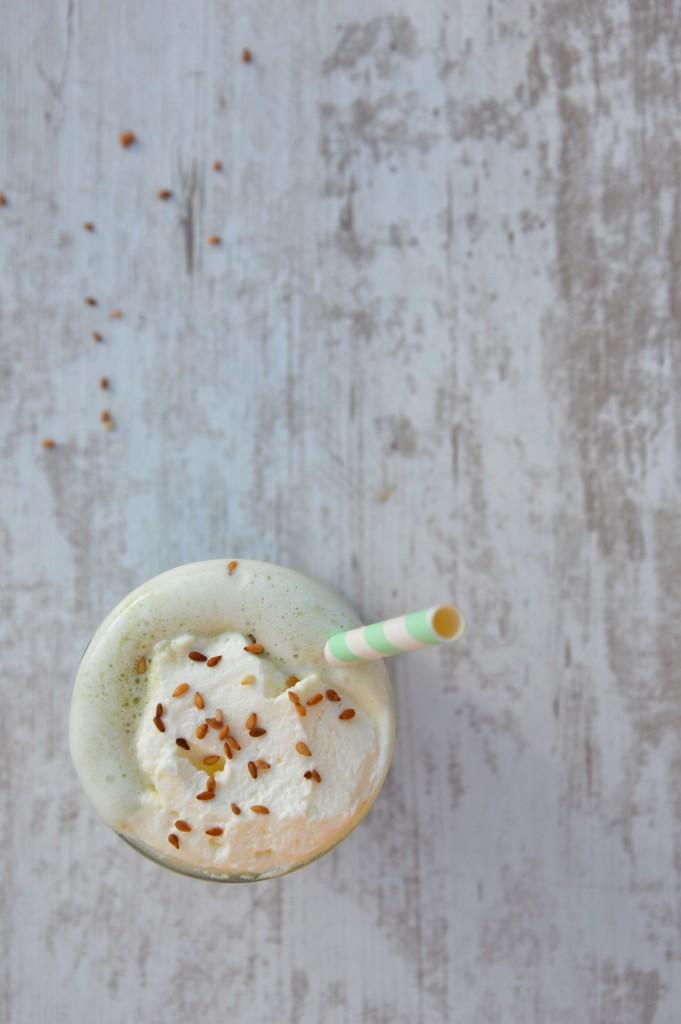 Matcha Latte - Plus une miette