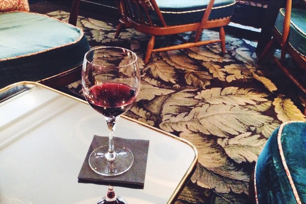 Verre de vin - La Gazette