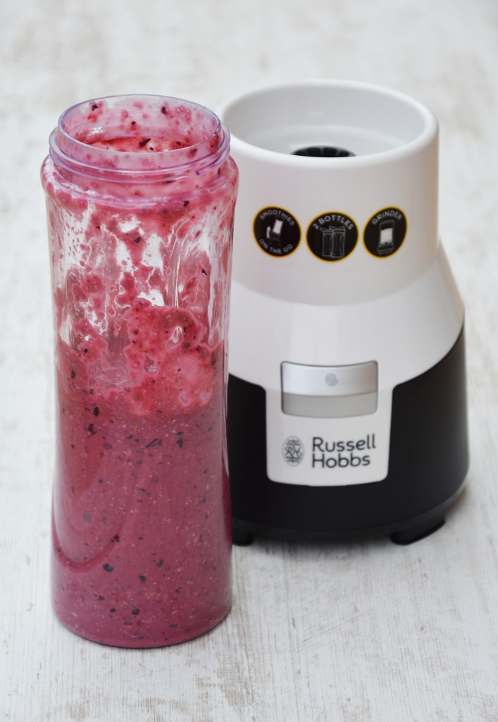 Smoothie - Plus une miette