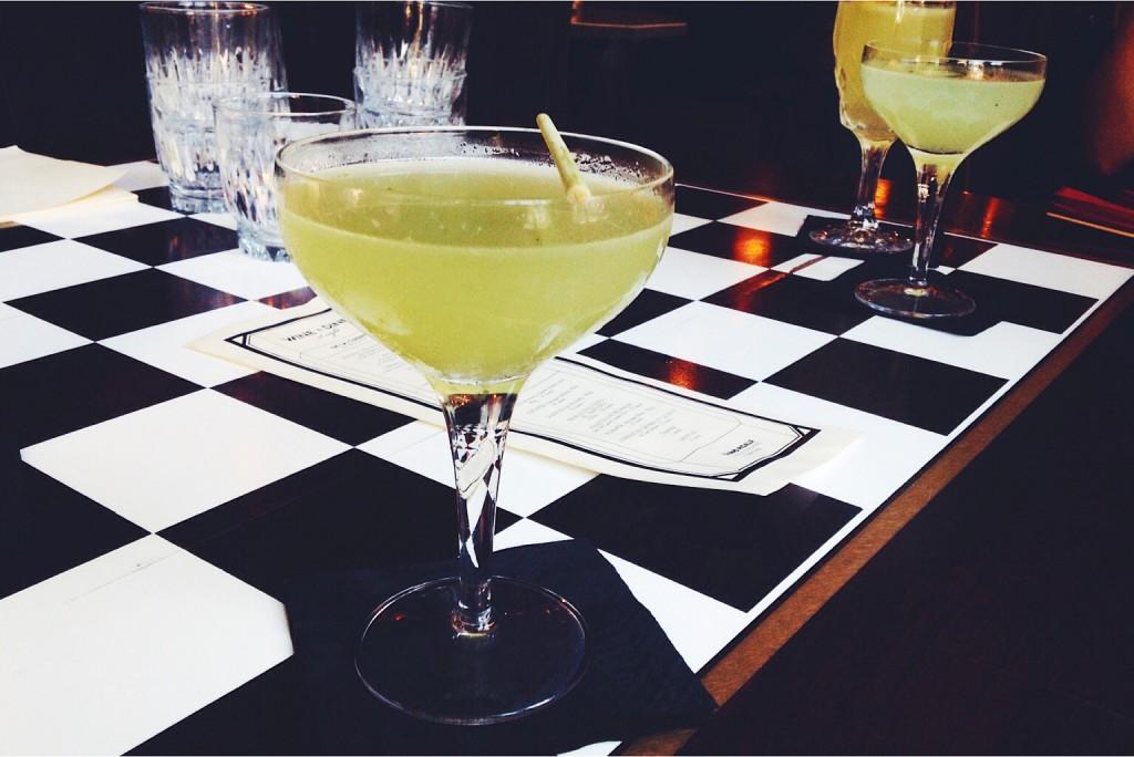 Cocktail expérience 1 - Grand Pigalle Hôtel