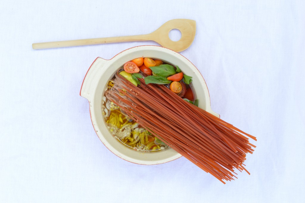 One pot pasta - Plus une miette dans l'assiette