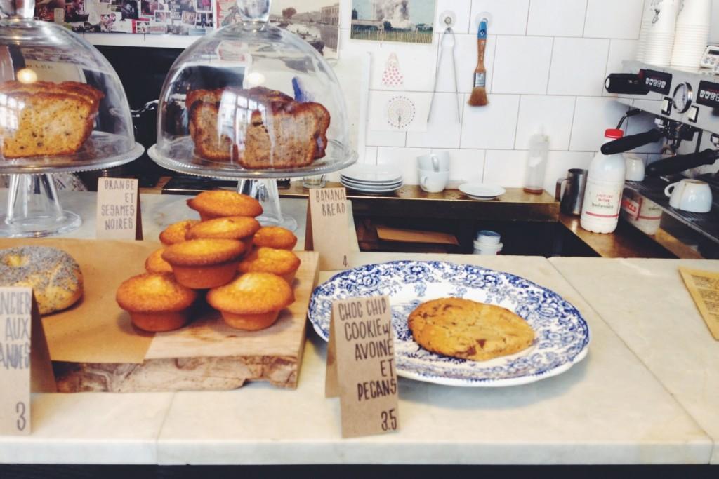 Boot Café pastries - Plus une miette