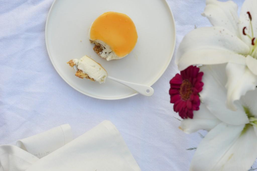 Cheesecake sans cuisson au citron - Plus une miette