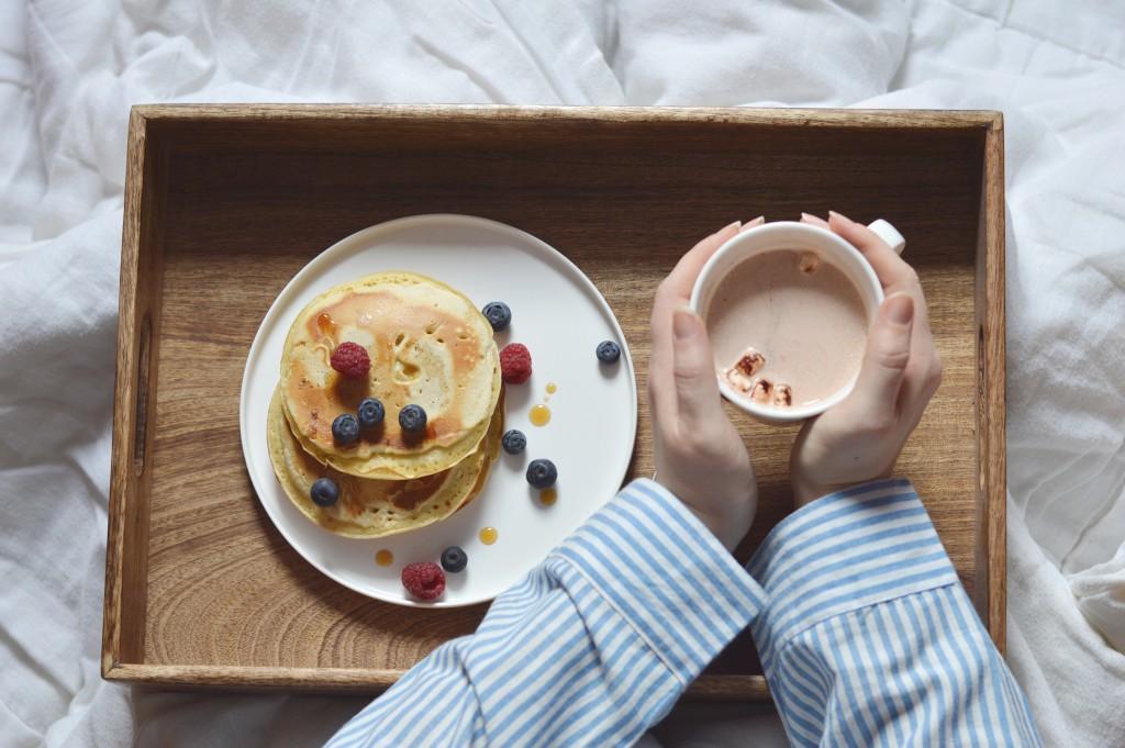 PlusunemietteXBoohoo pancakes