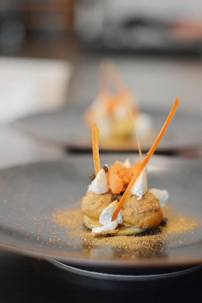 St Honoré légumier : carottes et lentilles - Pages