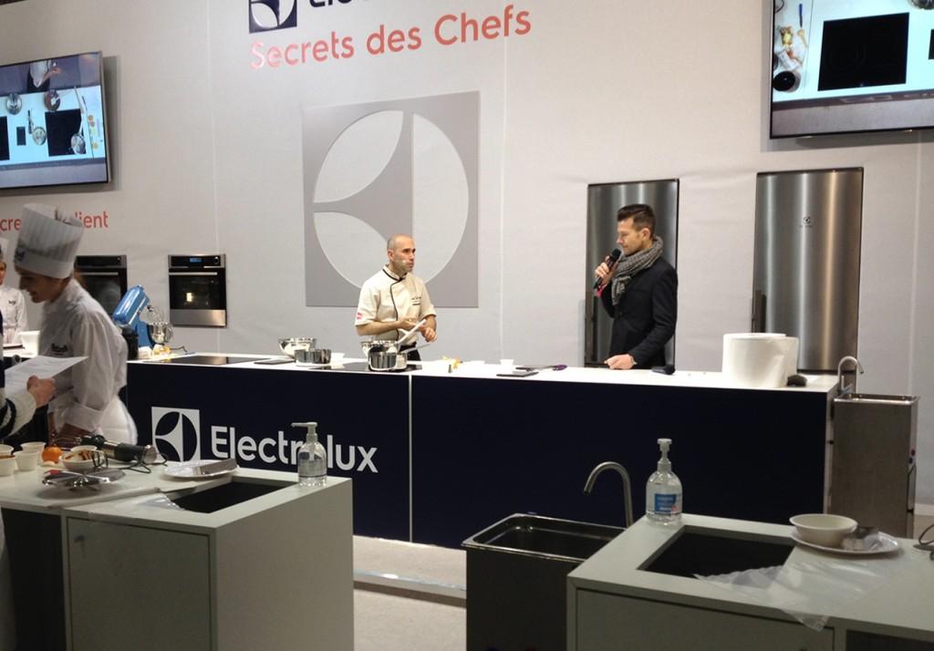 Atelier Electrolux - Secrets des chefs