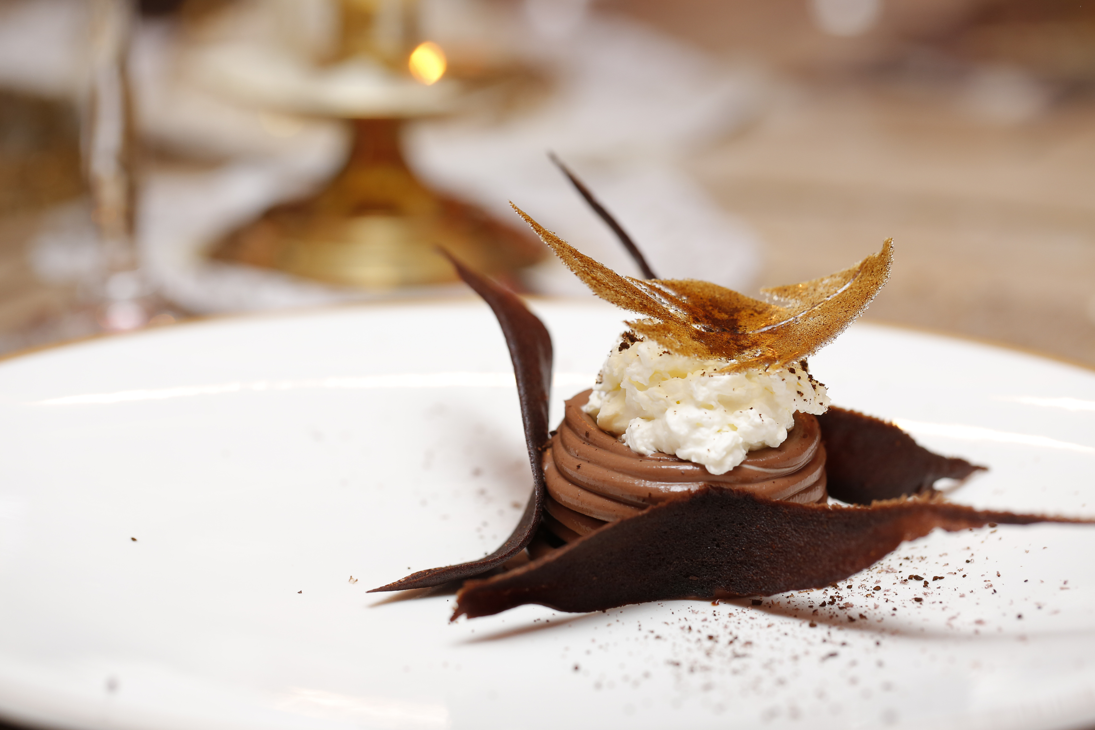 Dessert chocolat/café - JF Piège