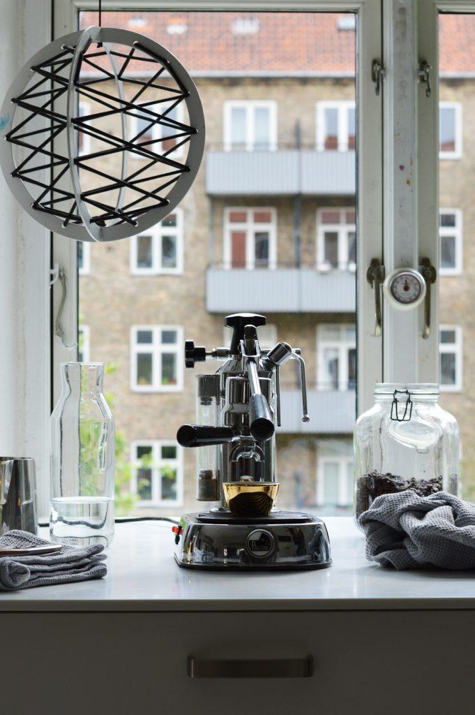 Copenhague appartement - coffee time