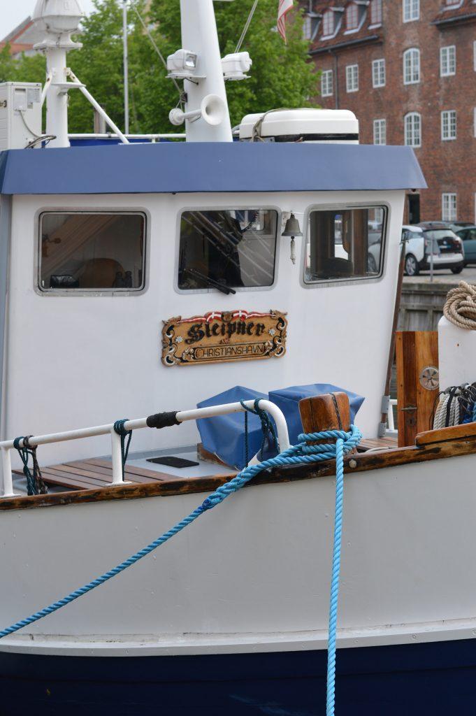 Copenhague boat