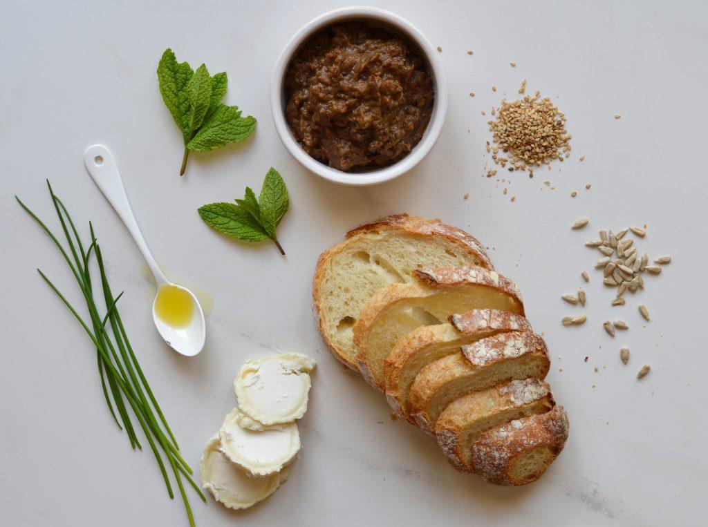 Tartines ingrédients - Plus une miette