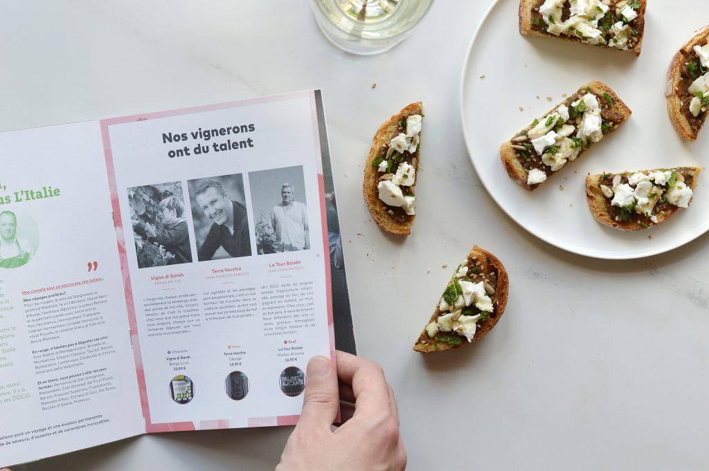 Tartines - Plus une miette dans l'assiette