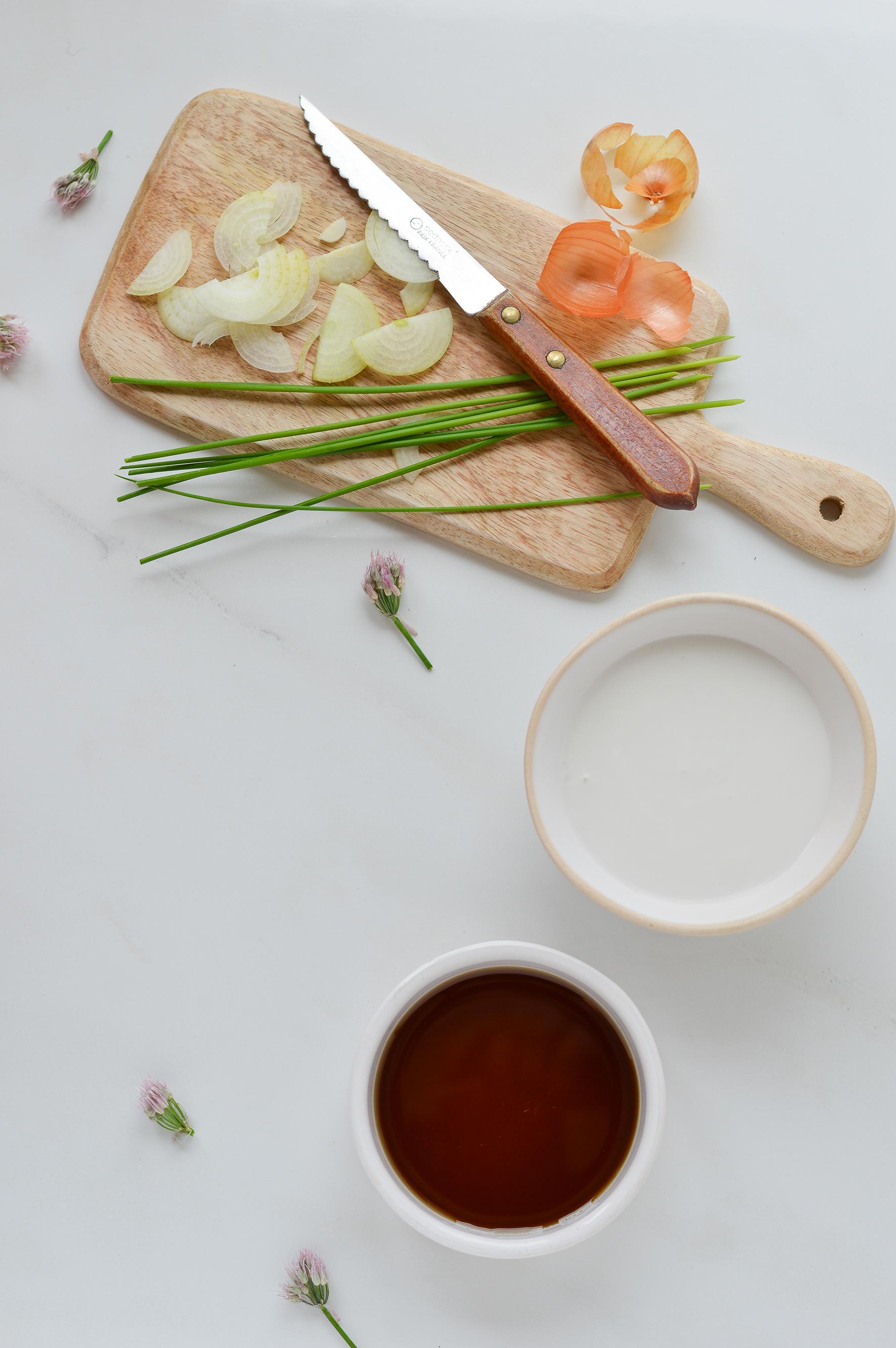 Patate douce lait de coco - Plus une miette dans l'assiette