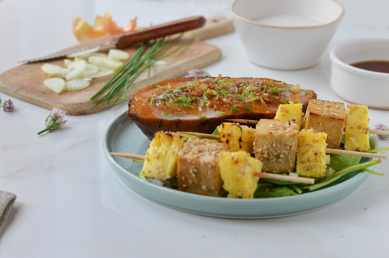 BBQ veggie - Plus une miette