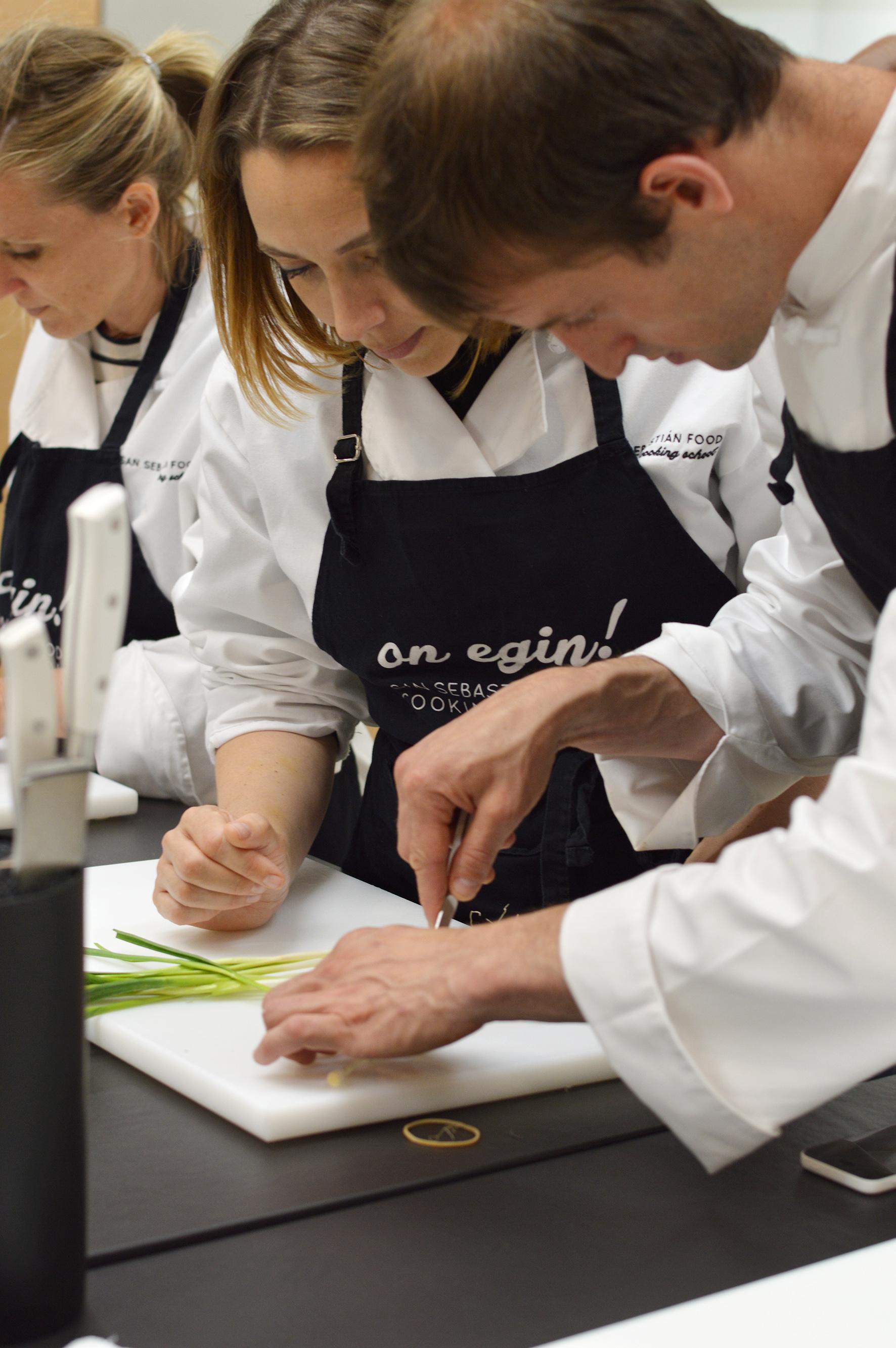Cooking Class - Plus une miette