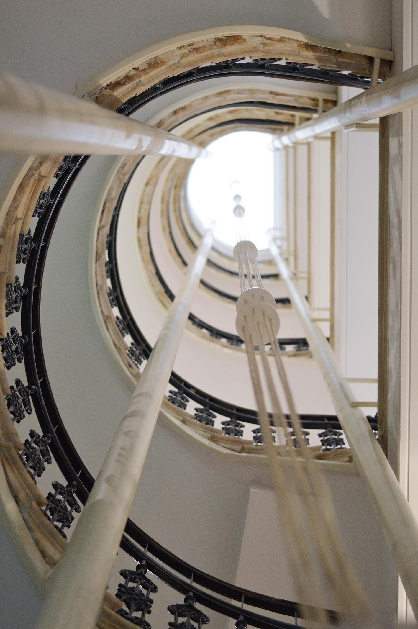 Le Méridien Vienna - Escalier